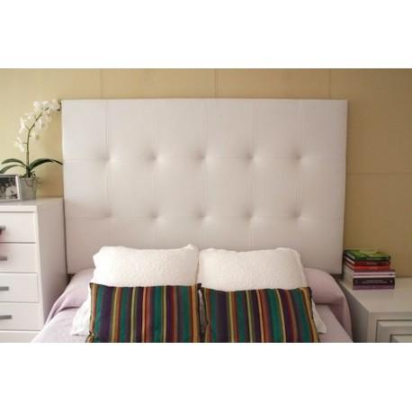 cabecero de cama tapizado tapizado modelo 130. Black Bedroom Furniture Sets. Home Design Ideas