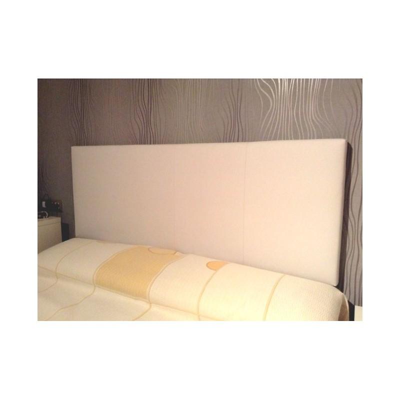Cabecero de cama tapizado tapizado modelo 118 - Cabeceros de cama tapizados en tela ...