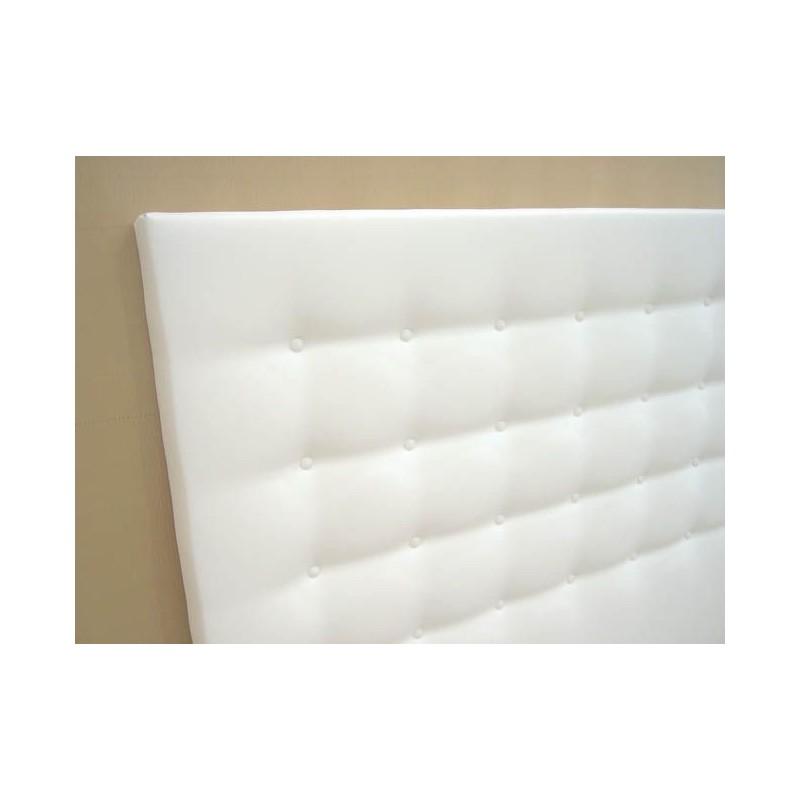 Cabecero de cama tapizado tapizado modelo 148 - Cabeceros de cama tapizados en tela ...