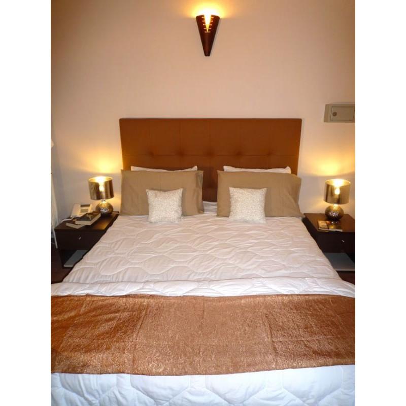 Cabecero de cama tapizado tapizado modelo 130 - Modelos de cabeceros ...