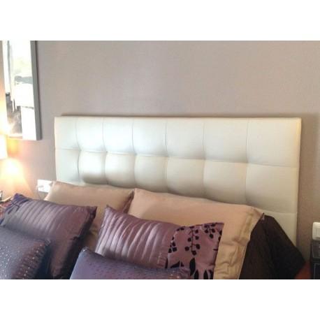 cabecero de cama tapizado tapizado modelo 124