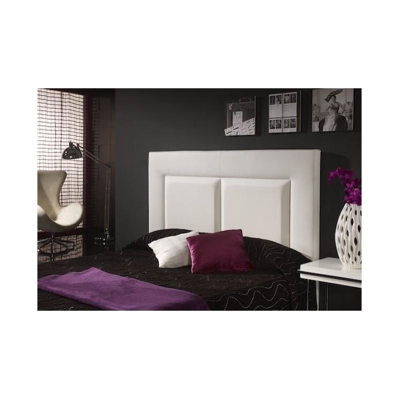 Cabecero de cama tapizado tapizado modelo 136 - Cabeceros de cama tapizados tela ...