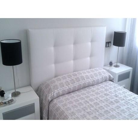 cabecero de cama tapizado tapizado modelo 149