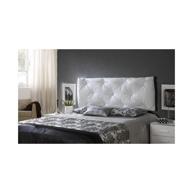 Cabecero de cama 125 cabeceros de cama cabeceros tapizados directos de f brica - Cabeceros de cama manuales ...