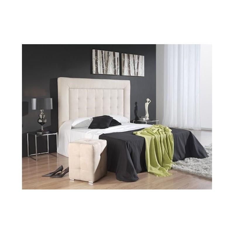 Cabecero de cama tapizado tapizado modelo 101 - Cabecero cama tapizado ...